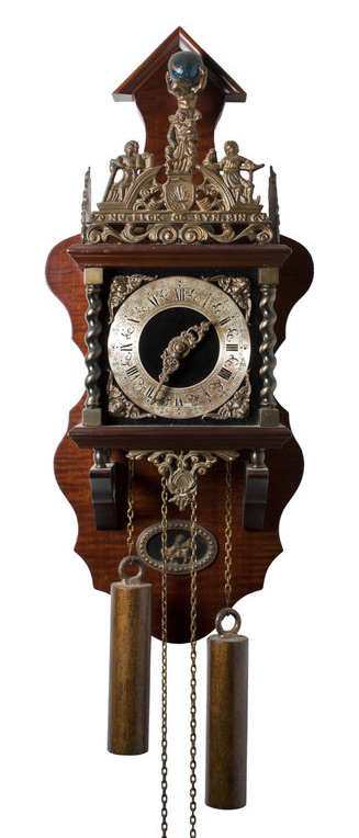 Clock faq 39 s american watchmakers clockmakers institute - Wall hanging grandfather clock ...