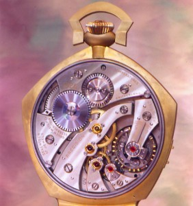 What is a mechanical watch?