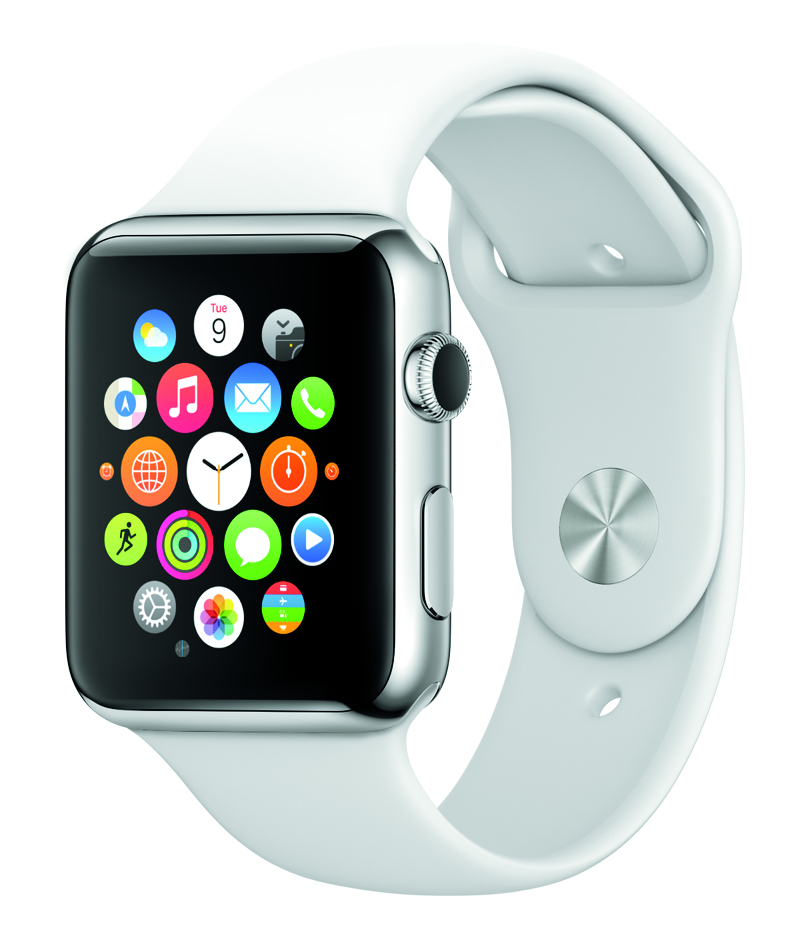 The Apple Watch is a registered trademark of Apple Inc.