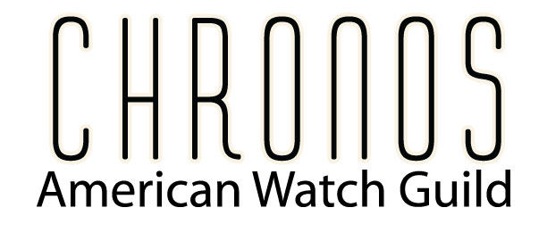 Chronos American Watch Guild