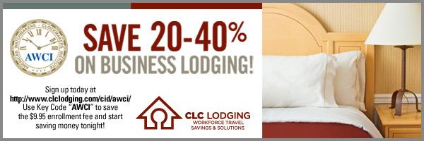 CLC Lodging Benefits