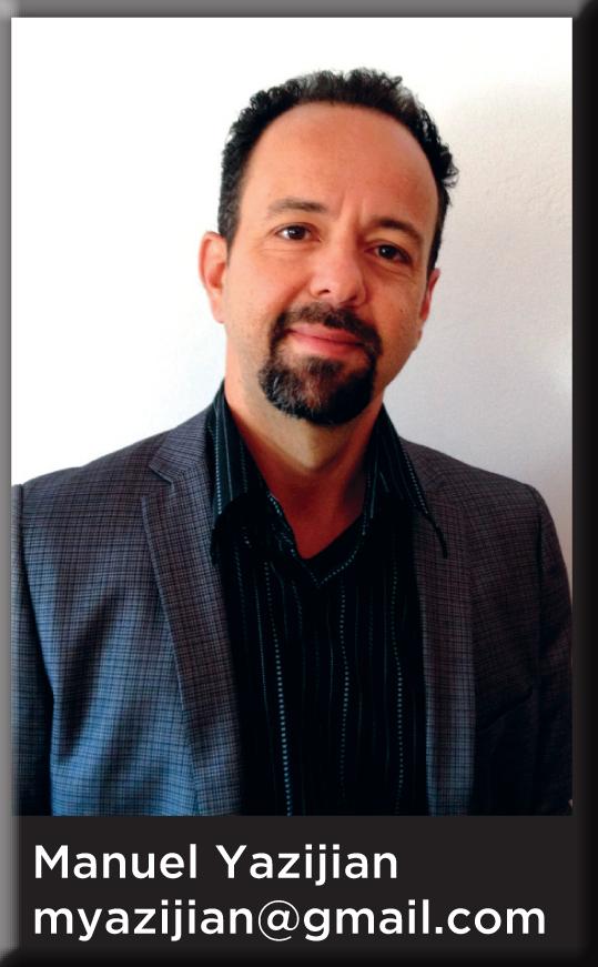 Manuel Yazijian, CMW21, AWCI President