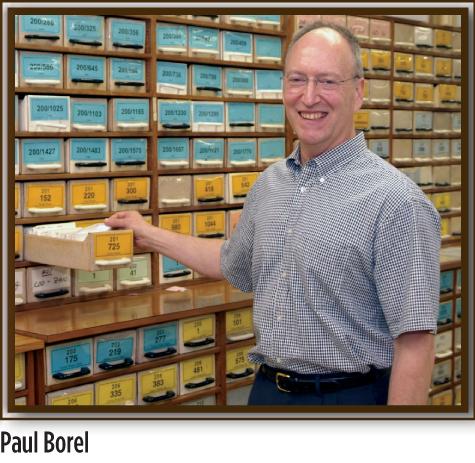 Paul Borel