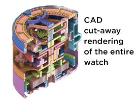 CAD-Cut-Away