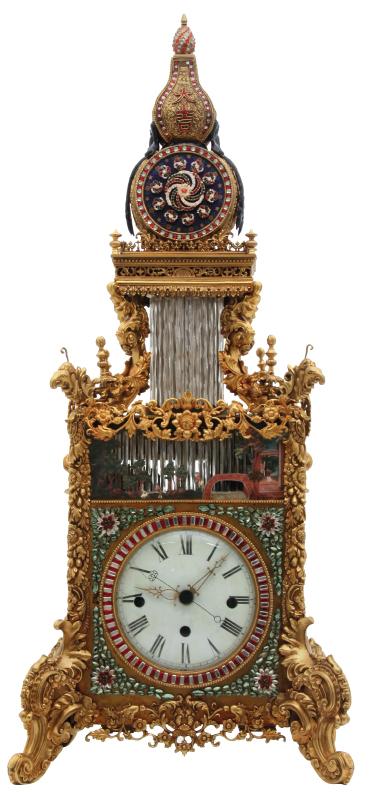Chinese-clock