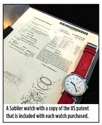 SablierWatch-Patent