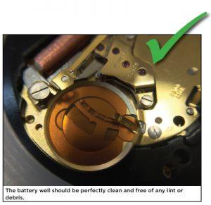 Battery Well
