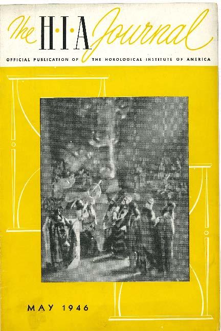 May 1946 HIA Journal
