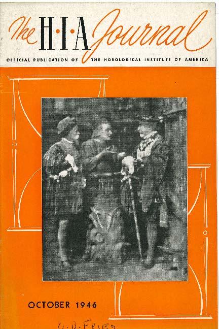 October 1946 HIA Journal