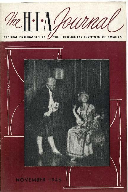 November 1946 HIA Journal