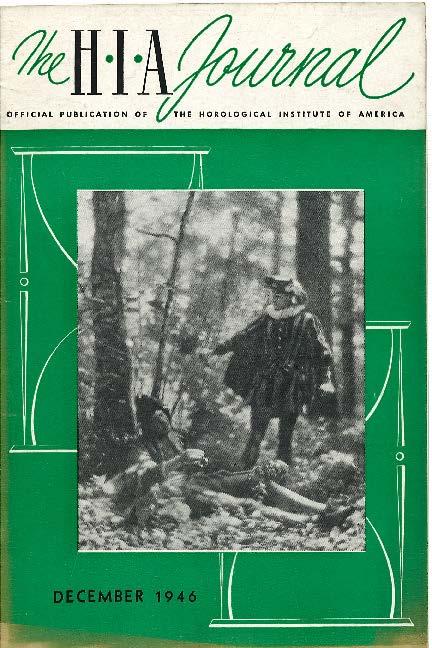 December 1946 HIA Journal