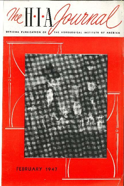February 1947 HIA Journal