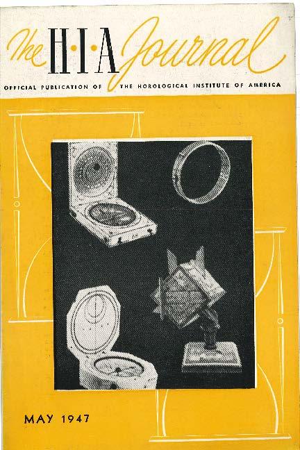 May 1947 HIA Journal