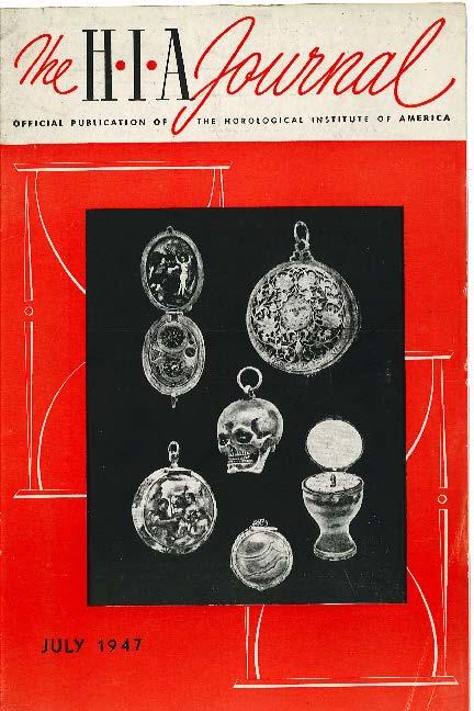 July 1947 HIA Journal