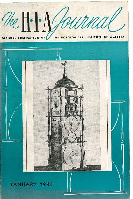 January 1948 HIA Journal