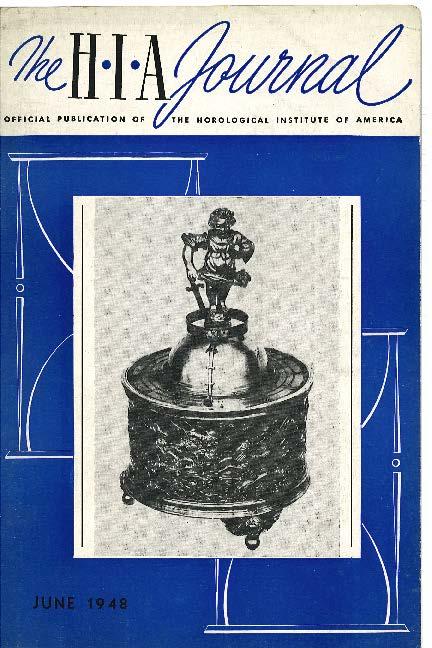 June 1948 HIA Journal