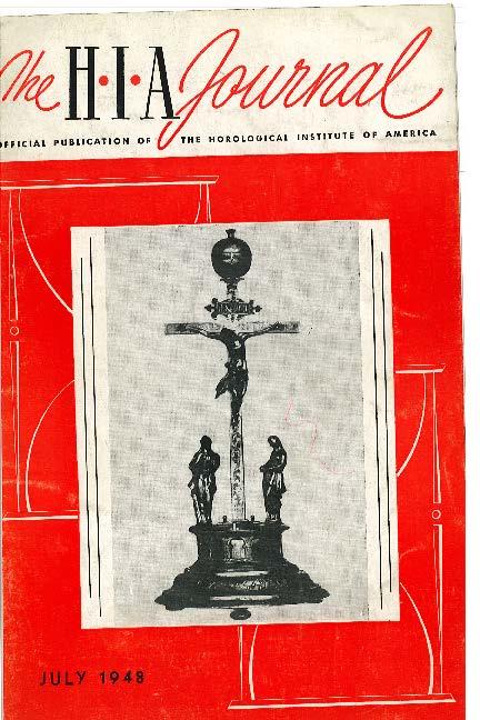 July 1948 HIA Journal
