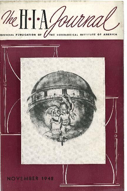 November 1948 HIA Journal