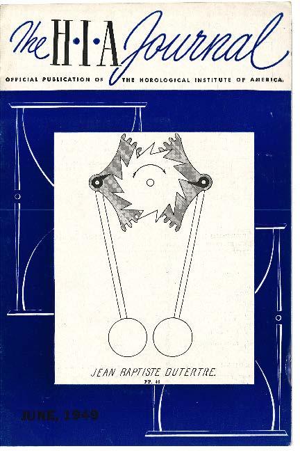 June 1949 HIA Journal