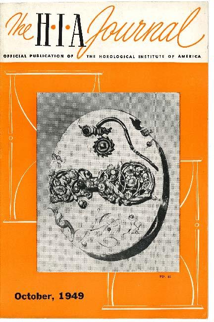 October 1949 HIA Journal