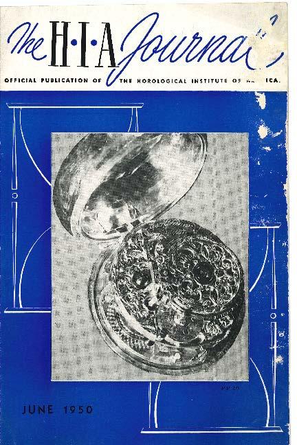 June 1950 HIA Journal
