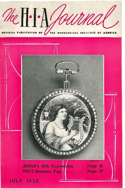 July 1950 HIA Journal