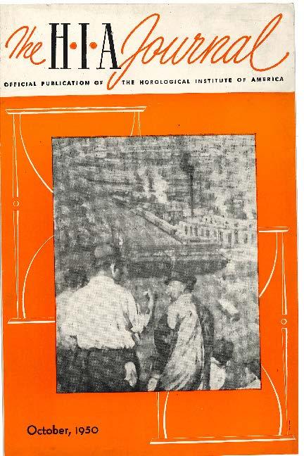 October 1950 HIA Journal