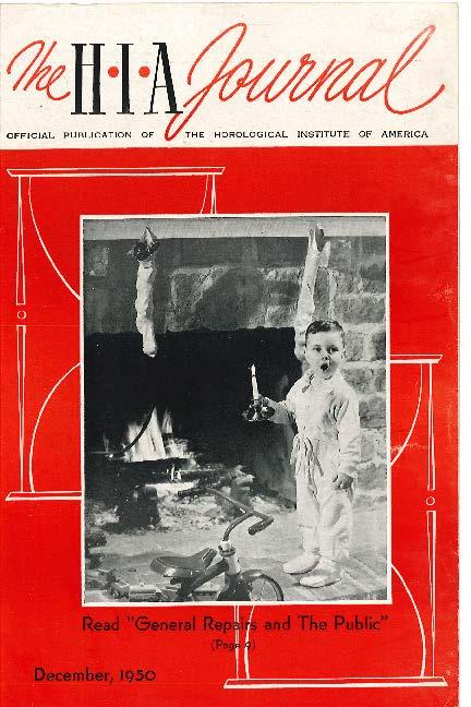 December 1950 HIA Journal