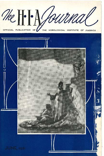 June 1951 HIA Journal