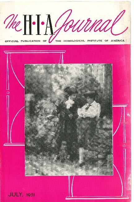 July 1951 HIA Journal