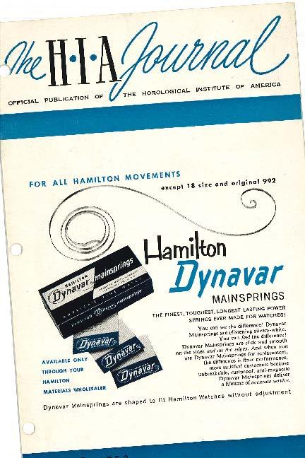June 1953 HIA Journal