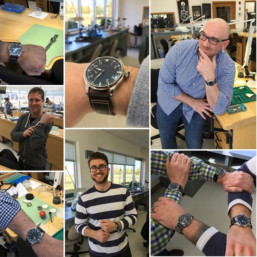 Build a Watch Collage