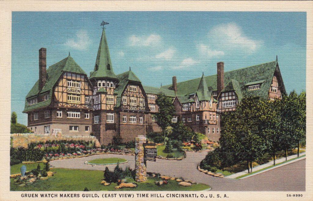 Time_Hill,Cincinnati,Ohio,USA
