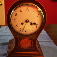 Figure 4 French Baloon Clock